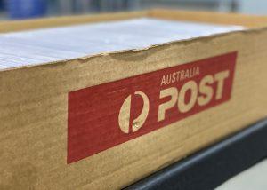 Unaddresses Mail